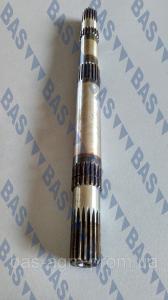 Вал центральний редуктора Geringhoff PCA 002303
