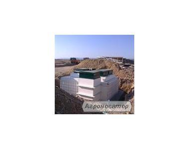 Оборудование для очистки сточных вод.