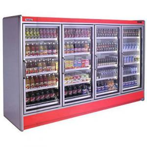 Шкафы холодильные с выносным агрегатом Elara 3D