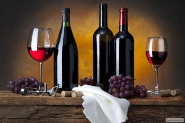 Домашнє 100% натуральне вино з винограду Зайбер (зайбель)