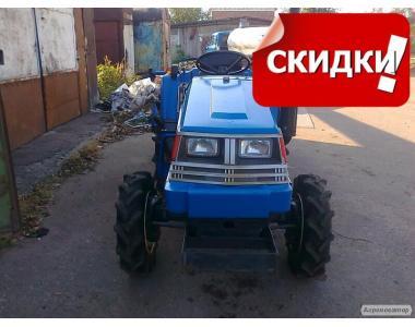 Японський міні-трактор Kubota b6001 Б/У, Без пробігу по Україні