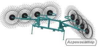 Грабли-ворошилки OGR- 8-и дисковые