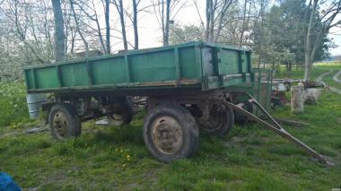 Прицеп тракторный