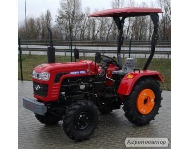 Мини-трактор Shifeng-244 (Шифенг-244) ременной