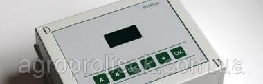 Комп'ютер системи вентиляції, панель управління