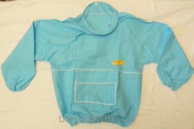 Куртка бджоляра без маски (бязь) р. 48-64