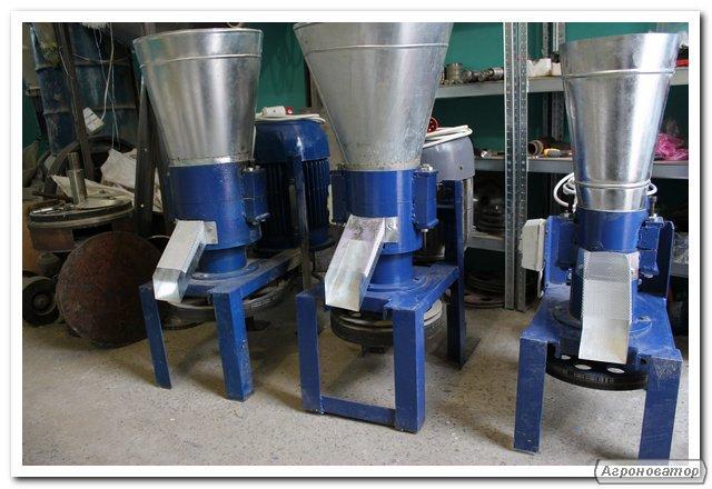 Гранулятор для комбікормів 40-70 кг/год 220V