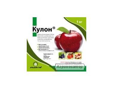 ФУНГИЦИД КУЛОН (ЧЕМПИОН гидроокись меди, 770 г/кг)