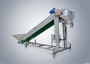 Весоупаковщик для сипучих матеріалів KMK WPS-50