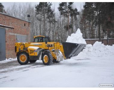 Устранение снега