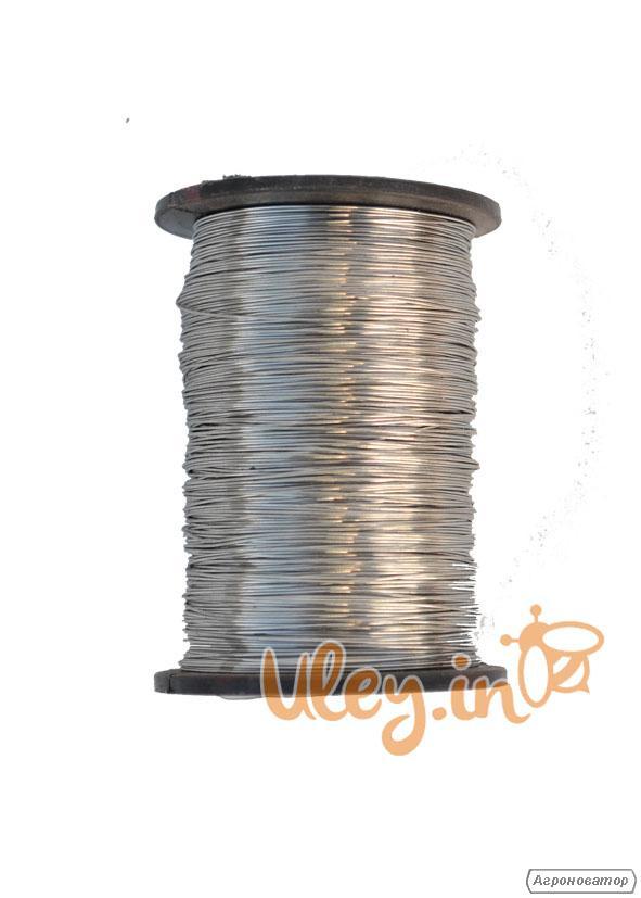 Дріт пасічний з нержавіючої сталі 0,25 кг, діаметр дроту