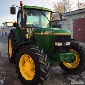 Трактор JOHN DEERE 6900 Джон Дір