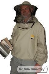 Куртка пчеловодная тк. бязь(100% хлопок)
