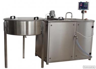 Мини сыроварни от 100 до 1000 литро