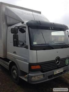 Продається Mercedes-benz аtego 2002