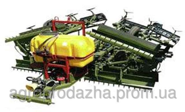 Агрегат для внесения гербицидов АВГ-8