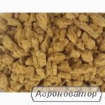Соєва макуха (половинки) протеїн 38_40% .Ціна 8700грн/тн