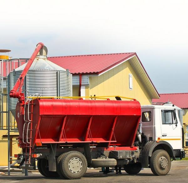 Завантажувачі сухих кормів ЗСК Ніжинсільмаш