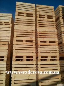 дерев'яні контейнери,ящики з дерева