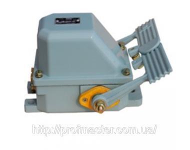 НВ 702 Вимикач НВ-702 вимикач кінцевий НВ-702 ножний, 2 педалі