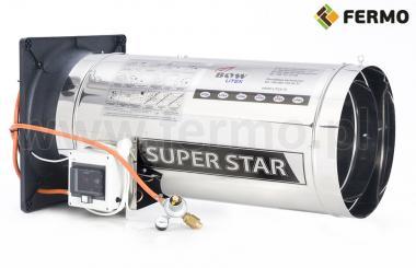 Теплогенератор газовий