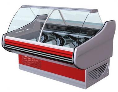 Вітрина холодильна Тітаніум ВС 5-160 ДО