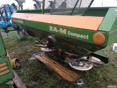 Разбрасыватель-Розкидач миндобрыв AMAZONE ZA-M-COMPACT 1000-1500кг.