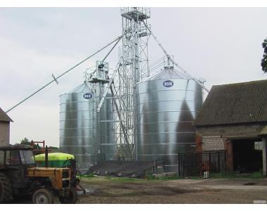 Зерносховища малих об ємів 10-1500 т,
