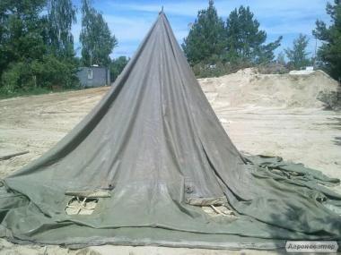 армійські намети великі,навіси,тенти брезентові