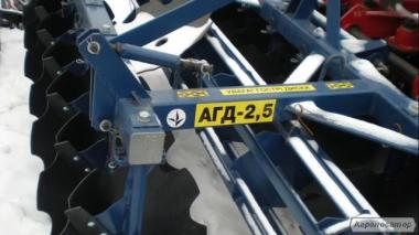 Дисковый агрегат АГД-2,5
