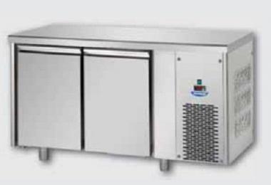 Стіл морозильний DGD TF02MIDBT (БН)