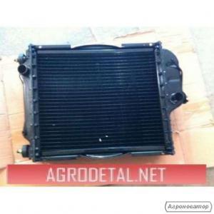 70У-1301010 Радиатор водяной МТЗ Алюминий, Латунь
