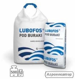 мінеральні добрива Любофос