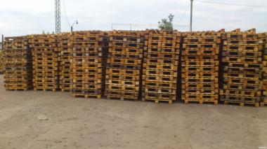 Куплю піддони дерев'яні 800*1200, 1000*1200