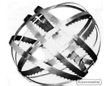 Заточувальні верстати для стрічкових пилок