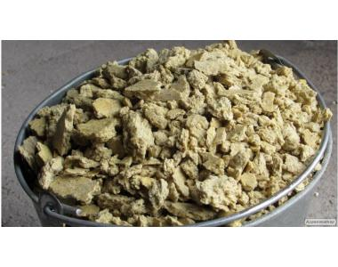 Реализуем Соевый жмых(макуху),протеин 42-46%.