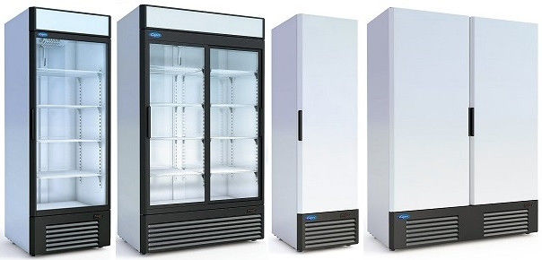 Шкафы холодильные Капри