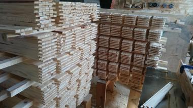 Рамки для вуликів Дадана (435х300)
