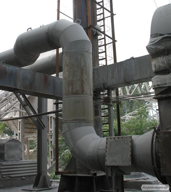Газоходи і вентиляція