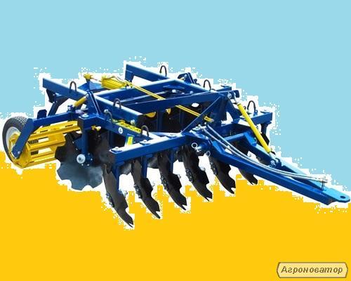 Придбати і встановити на трактор МТЗ причіпні дискаторы АГД-2.5 М