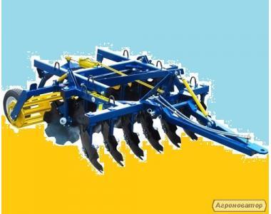 Приобрести и установить на трактор МТЗ прицепные дискаторы АГД-2.5Н