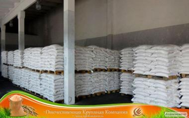 Рис оптом Производство