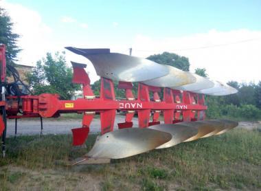 Плуг оборотный Naud RX 5-корпусов (1995)