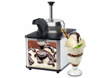 Апарат для поливу гарячим шоколадом GGM 80840
