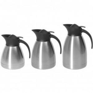 Термос для кави з кнопкою HENDI 446 508