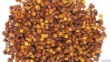 Перга пчелиная очищенная, Продажа пчелиной перги с доставкой по Украин