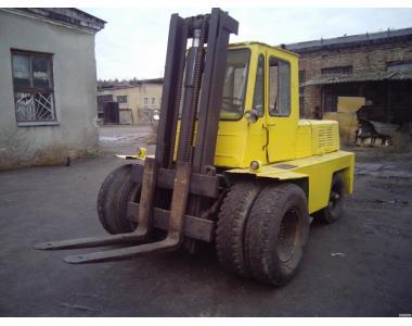 Запчастини до львівського навантажувачу і двигун ГАЗ-52