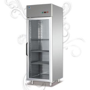 Холодильный шкаф для хранения выпечки 1 дверь Tecnodom AF 07 EKO TN PS