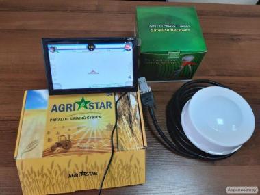Система параллельного вождения AGRISTAR с усиленной антенной 10 ГЦ