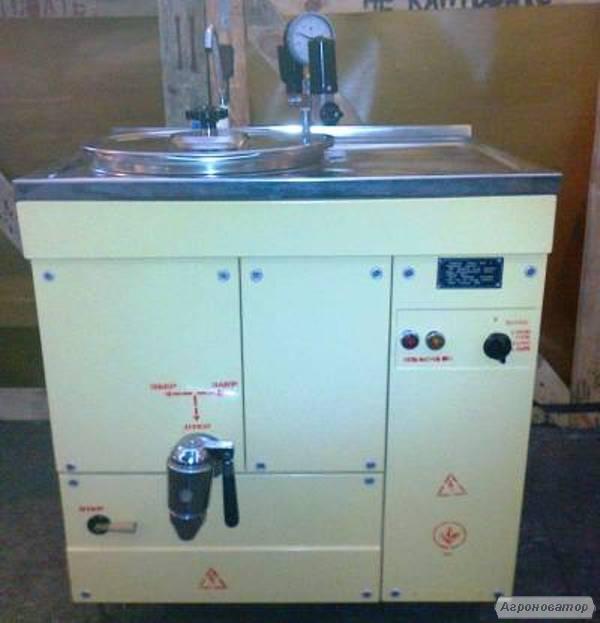 Котел пищеварочный електричний КЕ-250 від виробника